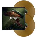 ACCEPT - Too Mean To Die GOLD VINYL (Import)