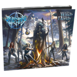 BURNING WITCHES - The Witch Of The North (Digipak)