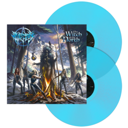 BURNING WITCHES - The Witch Of The North BLUE VINYL (Import)