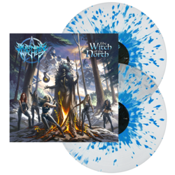 BURNING WITCHES - The Witch Of The North SPLATTER VINYL (Import)