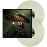 ACCEPT - Too Mean To Die GLOW IN THE DARK VINYL (Import)