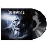 DEMONAZ - March Of The Norse BLACK/GREY INKSPOT LP (Import)