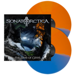 SONATA ARCTICA - The Days Of Grays BLUE/ORANGE BI-COLORED (Import)