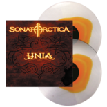 SONATA ARCTICA - Unia CLEAR/ORANGE YOLK VINYL (Import)