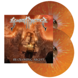 SONATA ARCTICA - Reckoning Night ORANGE/YELLOW/WHITE SPLATTER VINYL