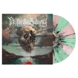 FIT FOR AN AUTOPSY - The Sea Of Tragic Beasts (Mint/Pink Pinwh wSplat)