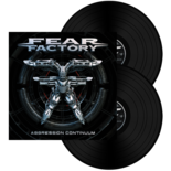 FEAR FACTORY - Aggression Continuum BLACK VINYL (Import)
