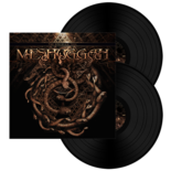 MESHUGGAH - The Ophidian Trek BLACK VINYL (Import)