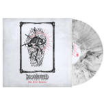 DECAPITATED - The First Damned WHITE/BLACK MARBLED VINYL