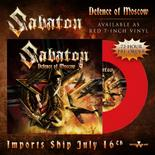 SABATON - Defence of Moscow