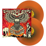 EARTHLESS - From The Ages (Cyan in Orange)