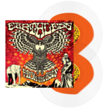 EARTHLESS - From The Ages (Orange in Clear)