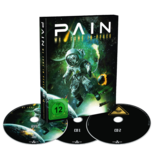 PAIN - We Come In Peace DVD+2CD DIGI (Import)