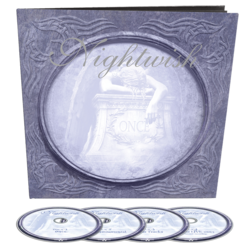 NIGHTWISH - Once REMASTERED EARBOOK (Import)