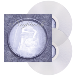 NIGHTWISH - Once REMASTERED CLEAR VINYL (Import)