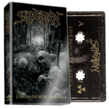 SUFFOCATION - Live In North America (Tinted Black Cassette)