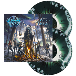 BURNING WITCHES - The Witch Of The North INKSPOT/SPLATTER (Import)