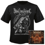 BLOOD RED THRONE - Imperial Congregation (CD+SHIRT Bundle) Small