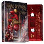 CRADLE OF FILTH - Existence Is Futile (Red Cassette)