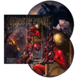 CRADLE OF FILTH - Existence Is Futile PICTURE VINYL (Import)