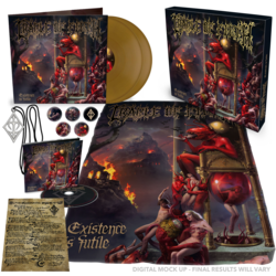 CRADLE OF FILTH Existence Is Futile BOXSET (Import)