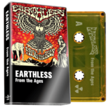 EARTHLESS - From The Ages (Yellow Cassette)